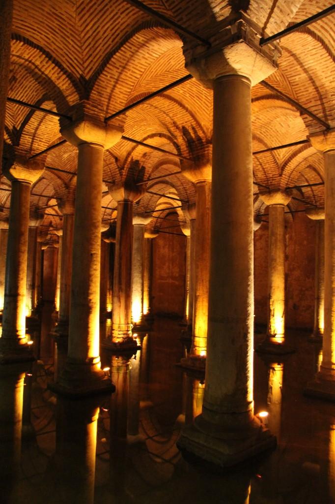 Basilica Cistern 023