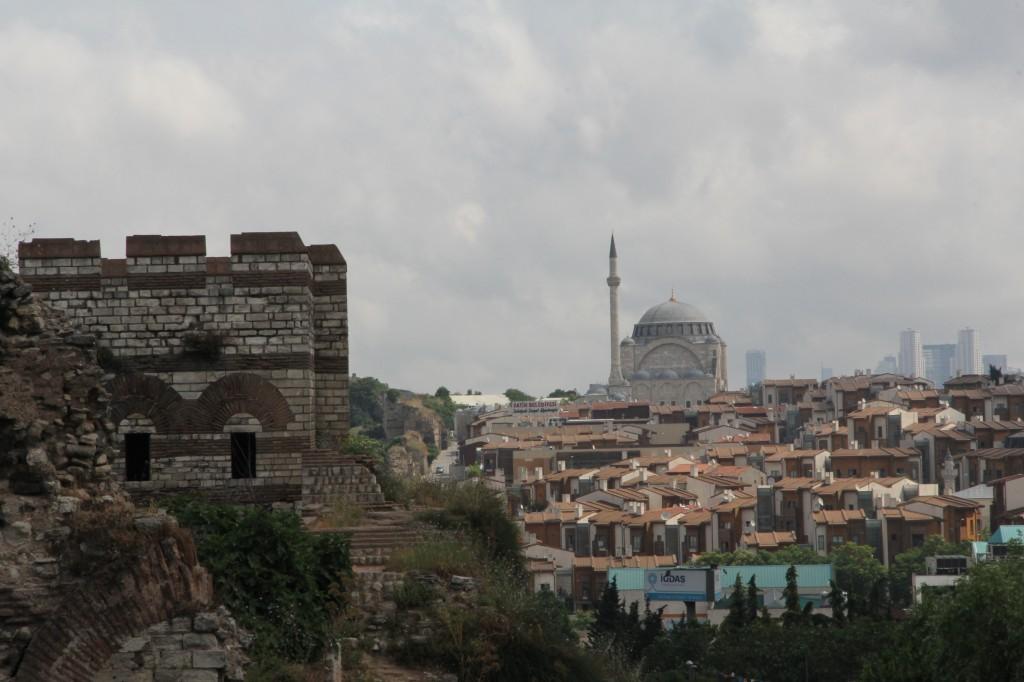 Theodosian Walls 107